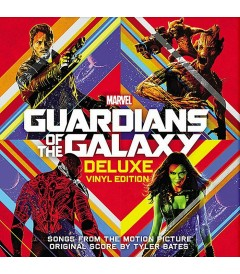 LP - GUARDIANES DE LA GALAXIA (SONG FROM THE MOTION PICTURE) (EDICIÓN VINILO DE LUJO)