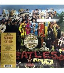 LP - THE BEATLES - SGT PEPPER'S LONELY HEARTS (EDICIÓN ANIVERSARIO)