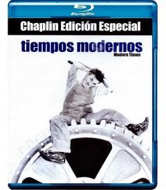 TIEMPOS MODERNOS (CHAPLIN EDICIÓN ESPECIAL)