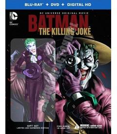 DC ANIMADA 27 - BATMAN (BROMA MORTAL) (INCLUYE FIGURA DE COLECCIÓN)