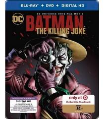 DC ANIMADA 27 - BATMAN (BROMA MORTAL) (EDICIÓN EXCLUSIVA STEELBOOK)