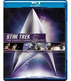 STAR TREK VI (LA TIERRA DESCONOCIDA) - USADA
