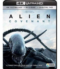 4K UHD - ALIEN (COVENANT)