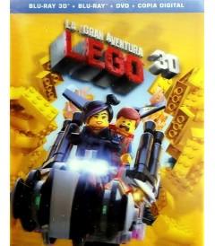 3D - LEGO LA PELÍCULA (LA GRAN AVENTURA LEGO)