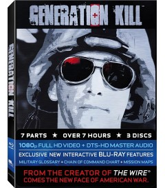 GENERATION KILL (EDICIÓN ESPECIAL DIGIPACK)