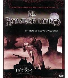 DVD - EL HOMBRE LOBO - USADA