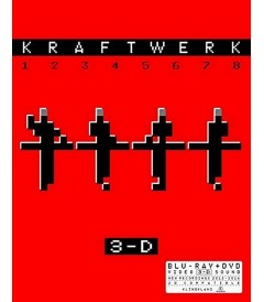 3D - KRAFTWERK (THE CATALOGUE) (DIGIBOOK)
