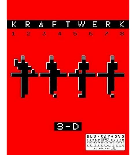 3D - KRAFTWERK (THE CATALOGUE) (DIGIBOOK)