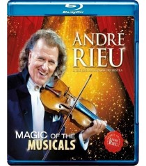ANDRÉ RIEU AND HIS JOHANN STRAUSS ORCHESTRA - MAGIC OF THE MUSICALS