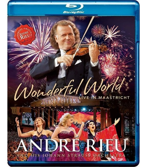 ANDRÉ RIEU AND HIS JOHANN STRAUSS ORCHESTRA - WONDERFUL WORLD (LIVE IN MAASTRICHT)