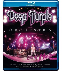 DEEP PURPLE AND ORCHESTRA - LIVE AT MONTREUX 2011