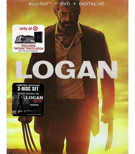LOGAN (INCLUYE VERSIÓN NOIR) (EDICIÓN EXCLUSIVA DIGIBOOK)