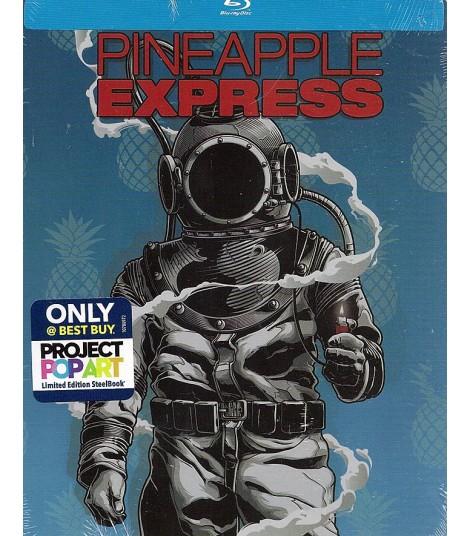 PIÑA EXPRESS (EDICIÓN LIMITADA STEELBOOK ARTE POP)