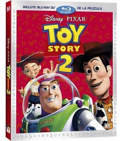 3D - TOY STORY 2 (*)