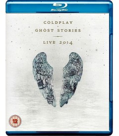 COLDPLAY GHOST STORIES - LIVE 2014