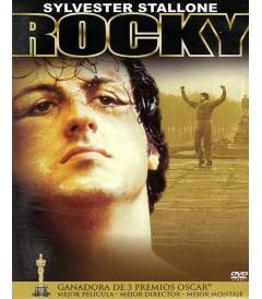 DVD - ROCKY - USADA