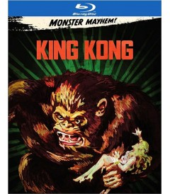 KING KONG (1933 LOCURA DE MONSTRUOS)
