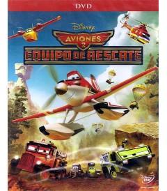 DVD - AVIONES 2 (EQUIPO DE RESCATE)