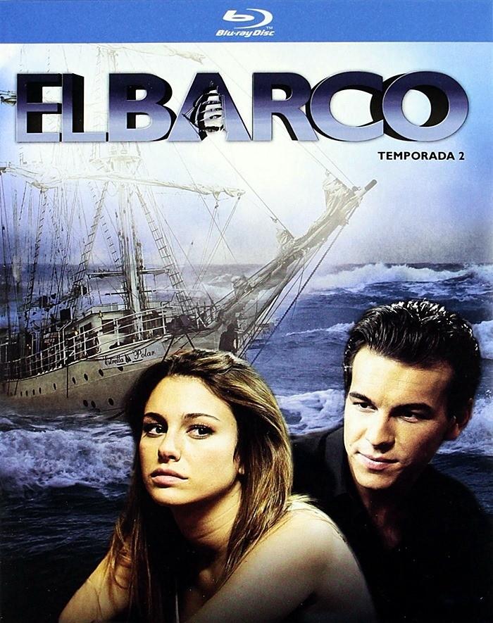 EL BARCO - 2° TEMPORADA (DIGIPACK)