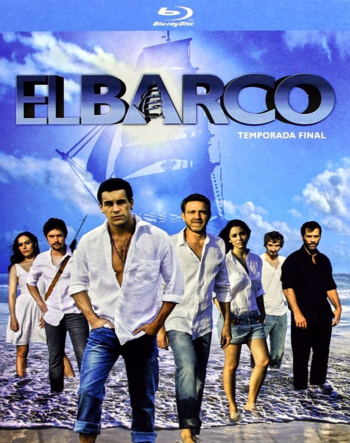 EL BARCO - 3° TEMPORADA Y FINAL (DIGIPACK)