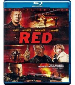 RED (RETIRADO EXTREMADAMENTE PELIGROSO) (EDICIÓN ESPECIAL)