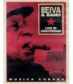 DVD - PIO LEIVA & BAND (LIVE IN AMSTERDAM) - USADA