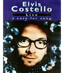 DVD - ELVIS COSTELLO LIVE (A CASE FOR SONG) - USADA