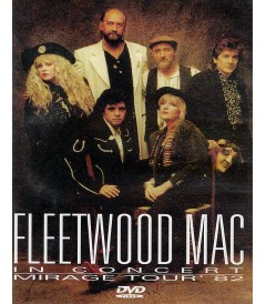 DVD - FLEETWOOD MAC (IN CONCERT MIRAGE TOUR '82) - USADA