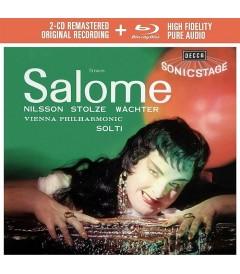 STRAUSS - SALOME (EDICIÓN ESPECIAL DIGIPACK BLU-RAY AUDIO)