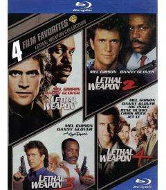4 FILM FAVORITES (COLECCIÓN ARMA MORTAL)