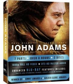 JOHN ADAMS (SERIE COMPLETA) (DIGIPACK) - USADA
