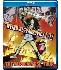 """WEIRD AL"" YANKOVIC LIVE - THE APOCALYPSE TOUR"
