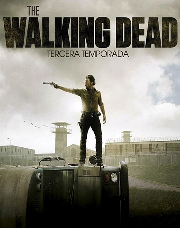 THE WALKING DEAD - 3° TEMPORADA COMPLETA (*)