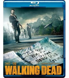 THE WALKING DEAD - 5° TEMPORADA COMPLETA (*)