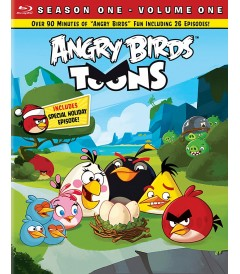 ANGRY BIRDS TOONS - 1° TEMPORADA (VOLUMEN 1)