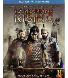 HISTORY CHANNEL (BARBARIANS RISING)