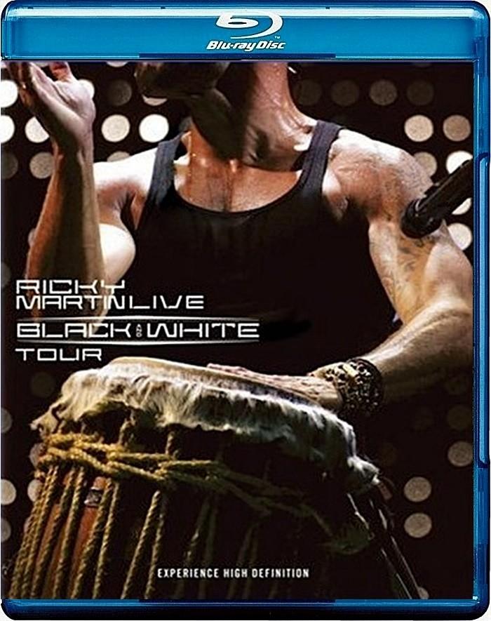 RICKY MARTIN LIVE - BLACK AND WHITE TOUR