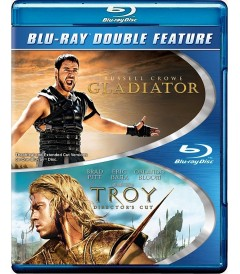 GLADIADOR / TROYA (PACK DOBLE)