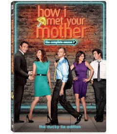 DVD - HOW I MET YOUR MOTHER - 7° TEMPORADA (EDICIÓN EL LAZO DUCKY)