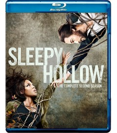 SLEEPY HOLLOW - 2° TEMPORADA COMPLETA