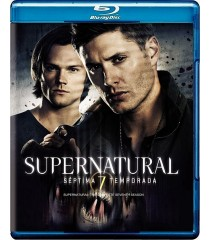 SUPERNATURAL - 7° TEMPORADA COMPLETA (*)