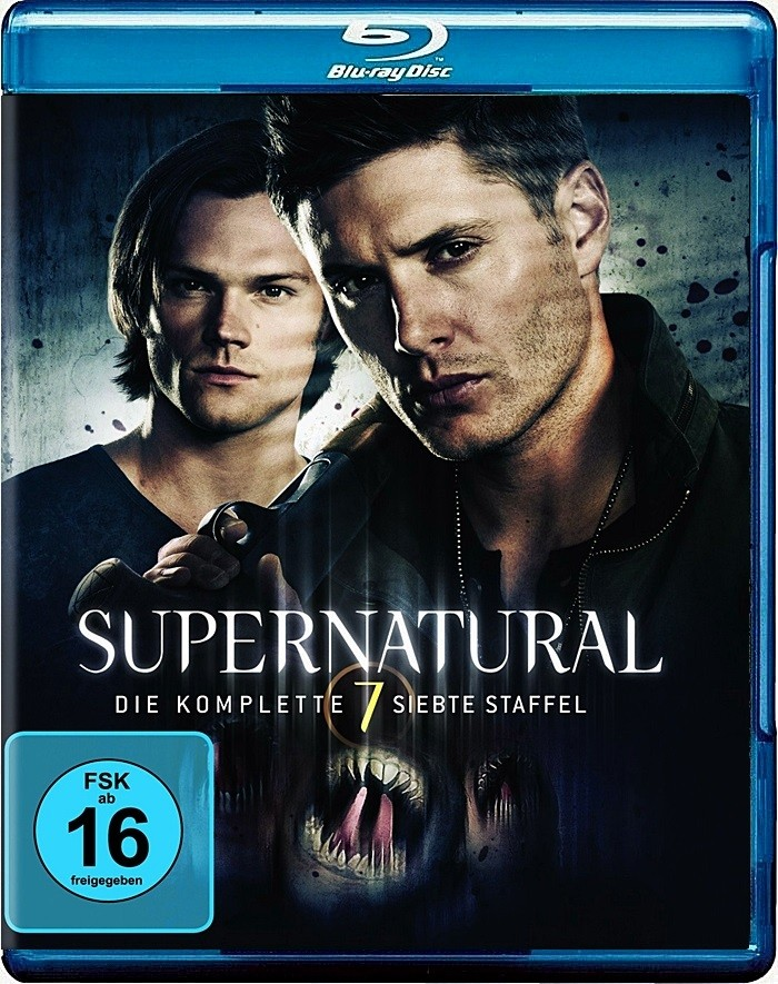 SUPERNATURAL - 7° TEMPORADA COMPLETA
