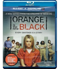 ORANGE IS THE NEW BLACK - 1° TEMPORADA COMPLETA - USADA