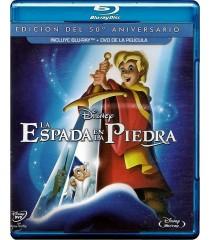 LA ESPADA EN LA PIEDRA (EDICIÓN ESPECIAL 50° ANIVERSARIO) (*)