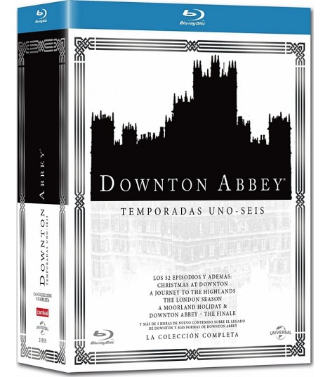 DOWNTON ABBEY - LA SERIE COMPLETA