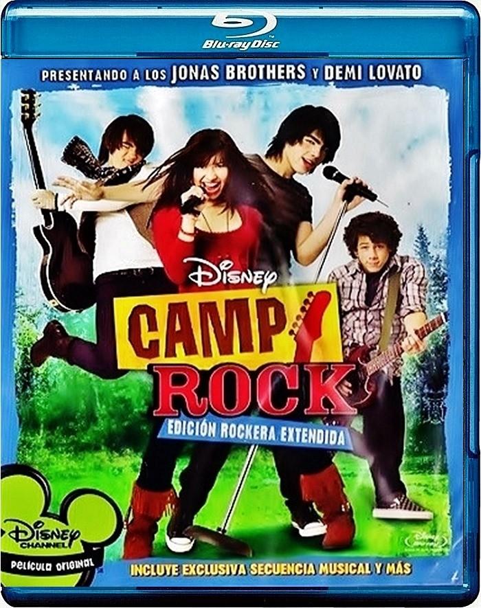 CAMP ROCK (EDICIÓN ROCKERA EXTENDIDA) - USADA