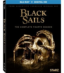BLACK SAILS - 4° TEMPORADA COMPLETA