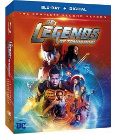 DC LEGENDS OF TOMORROW - 2° TEMPORADA COMPLETA
