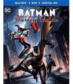 DC ANIMADA 30 - BATMAN & HARLEY QUINN