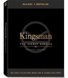KINGSMAN (EL SERVICIO SECRETO) (EDICIÓN PREMIUM DE COLECCIÓN)